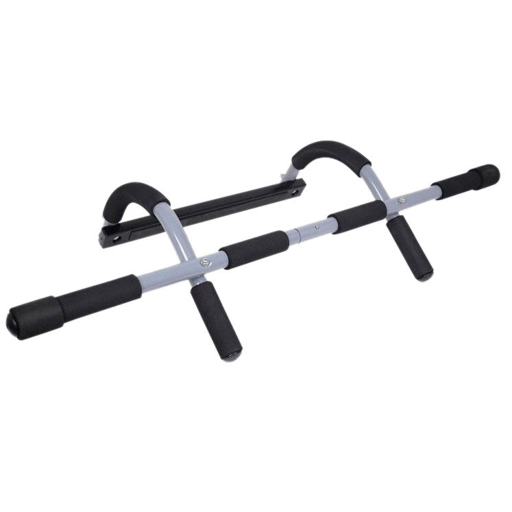 Door Mounted Pull Up Bar - For Doorway Chin Ups at Home