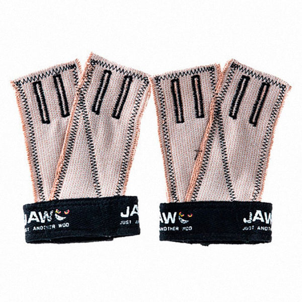Jaw Pullup Gloves in black