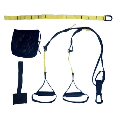 Suspension Trainer - Complete Suspension Strap System