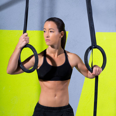 Urban Strength plastic gymnastic rings