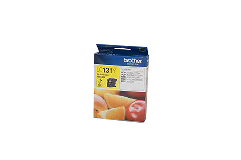 Brother LC-131Y  Inkjet Cartridge
