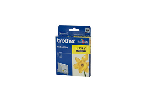Brother LC-37Y  Inkjet Cartridge