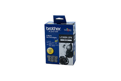 Brother LC-38BK2PK  Inkjet Cartridge