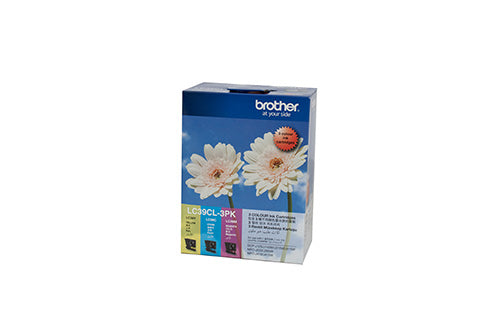 Brother LC-39CL3PK  Inkjet Cartridge