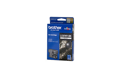 Brother LC-67HYBK  Inkjet Cartridge