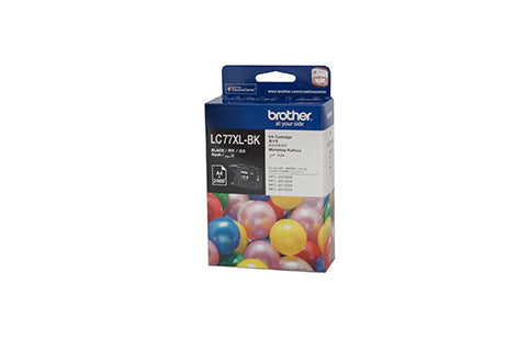 Brother LC-77XLBK  Inkjet Cartridge