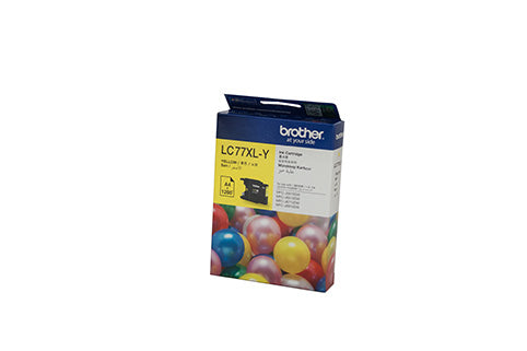 Brother LC-77XLY  Inkjet Cartridge