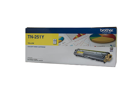 Brother TN-257Y  Toner Cartridge