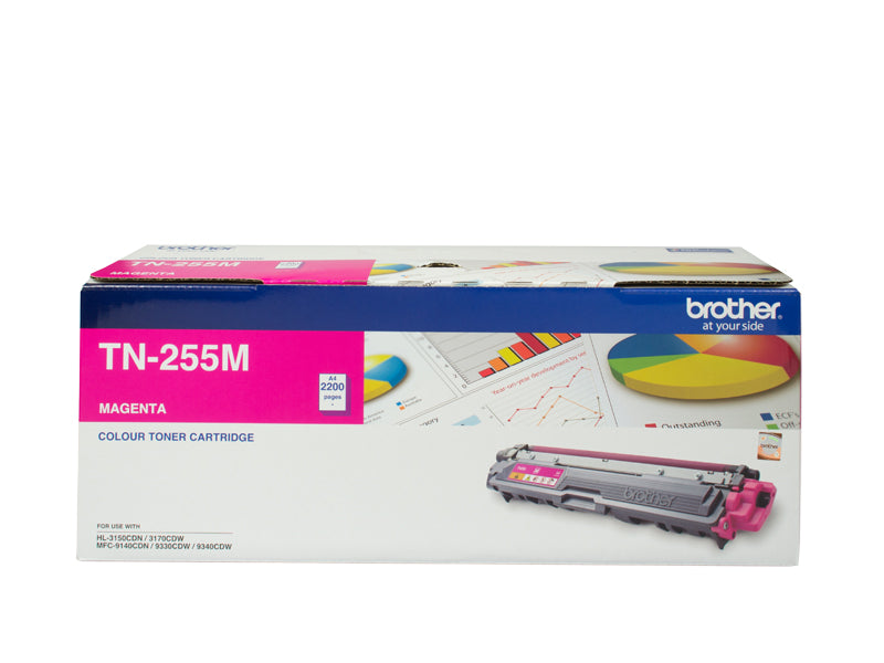 Brother TN-255M  Toner Cartridge