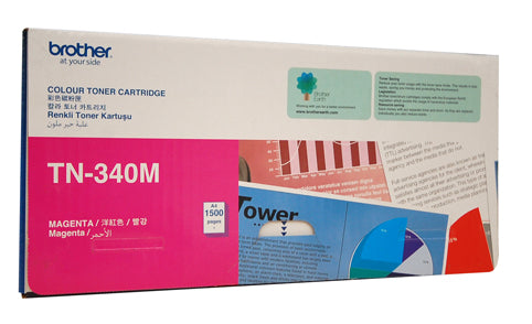 Brother TN-340M  Toner Cartridge