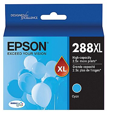 Epson 288 HY C  Inkjet Cartridge