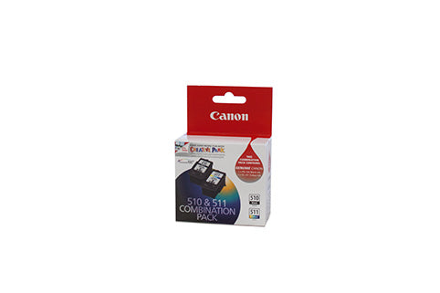 Canon PG510-CL511CP  Inkjet Cartridge