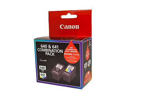 Canon PG640-CL641CP  Inkjet Cartridge