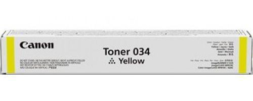 Canon CART034Y  Toner Cartridge