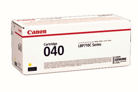 Canon CART040YII  Toner Cartridge