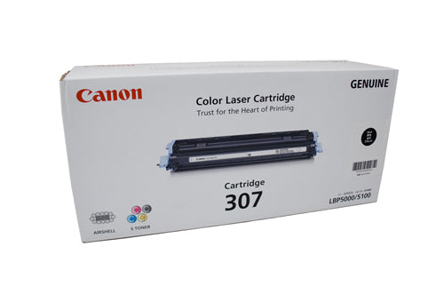 Canon CART307BK  Toner Cartridge