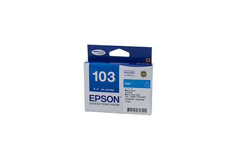 Epson 103N HY C  Inkjet Cartridge