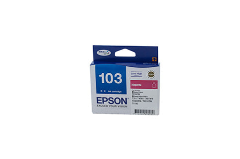 Epson 103N HY M  Inkjet Cartridge