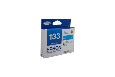 Epson 133 C  Inkjet Cartridge