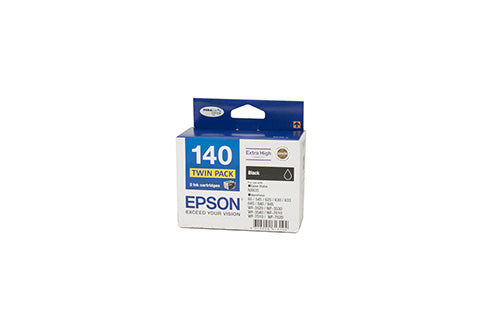 Epson 140 B Twin  Inkjet Cartridge