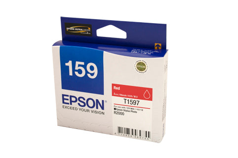 Epson 1597 R  Inkjet Cartridge