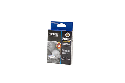 Epson 200 HY B TWIN  Inkjet Cartridge