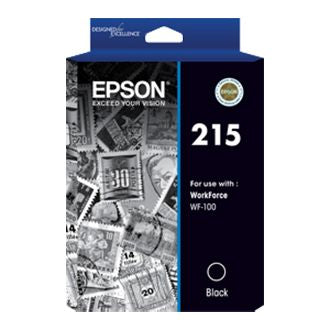 Epson 215 B  Inkjet Cartridge