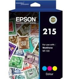 Epson 215 Clr  Inkjet Cartridge