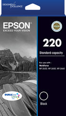 Epson 220 B  Inkjet Cartridge