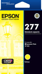 Epson 277 Y  Inkjet Cartridge