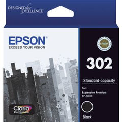 Epson 302 B  Inkjet Cartridge