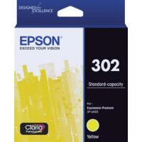 Epson 302 Y  Inkjet Cartridge