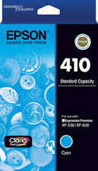 Epson 410 C  Inkjet Cartridge
