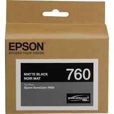 Epson 760 Matt B  Inkjet Cartridge