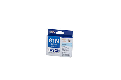 Epson 81N Light C  Inkjet Cartridge