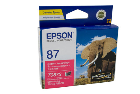 Epson T0873  Inkjet Cartridge