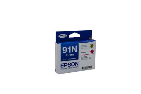 Epson 91N M  Inkjet Cartridge