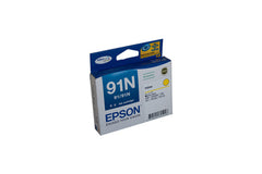 Epson 91N Y  Inkjet Cartridge