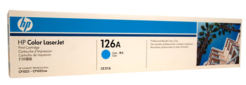 HP CE311A  Toner Cartridge