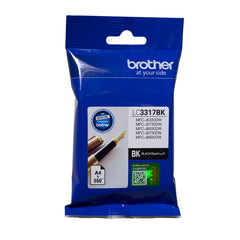 Brother LC-3317BK  Inkjet Cartridge