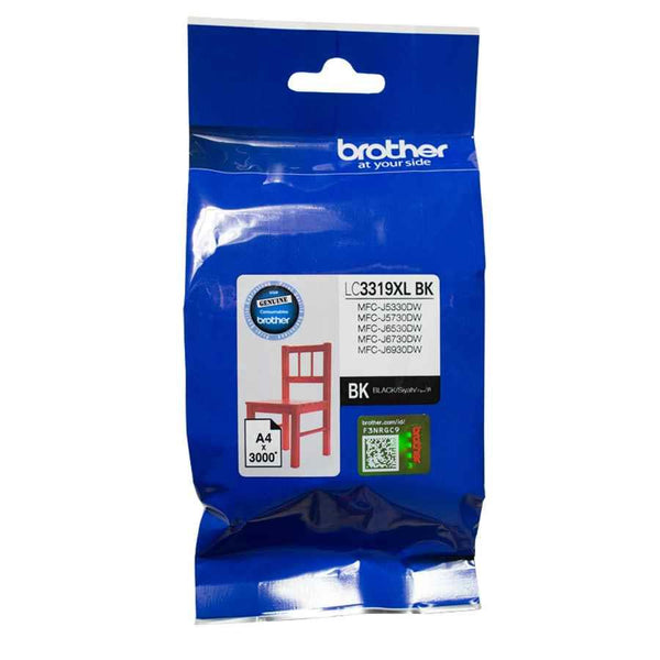 Brother LC-3319BK  Inkjet Cartridge