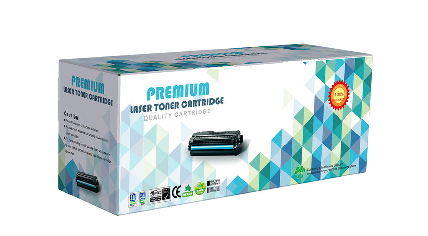 Express Compatible CANON EC-CE742Y-CART307Y  Toner Cartridge