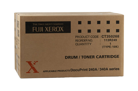 Fuji Xerox CT350268  Toner Cartridge