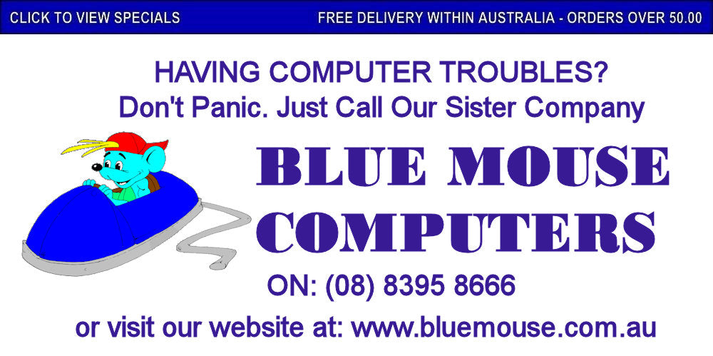 Blue Mouse Computers
