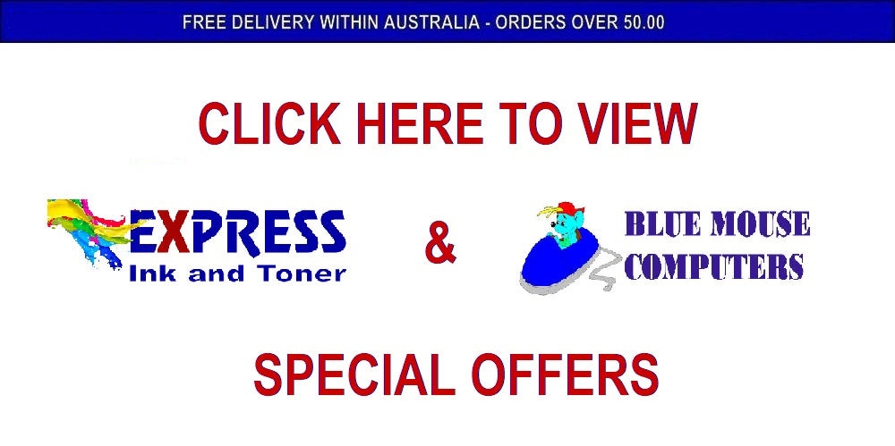 Express Ink And Toner Weekly Specials