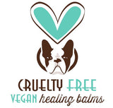 Natural organic and vegan friendly healing balms for dogs