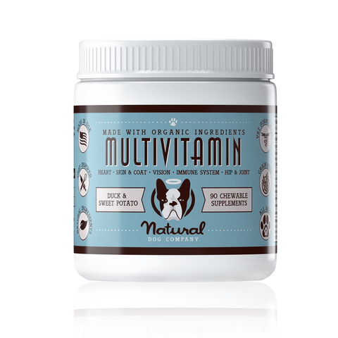 Multivitamin by Natural Dog Company