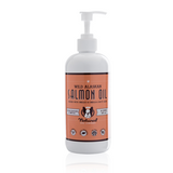Natural Salmon Oil supplement by Natural Dog Company
