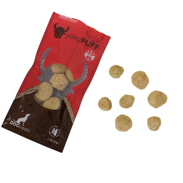 Himalayan Yaky Puff natural treat