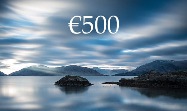 Gift Card - €500 - The Revive Club